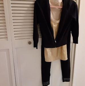 Banana Republic cat-walk silk jacket